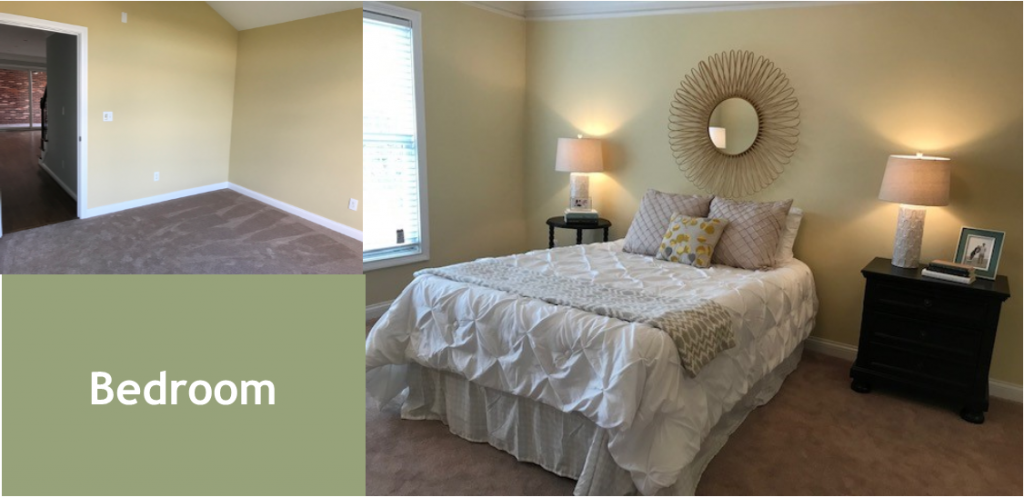 Living Spaces By Lyn, Empty Home Staging, Louisville Kentucky Home Staging, Residential Home Staging, Jennifer Tegeler, Louisville Kentucky Interior Design, Louisville Kentucky Renovation Design