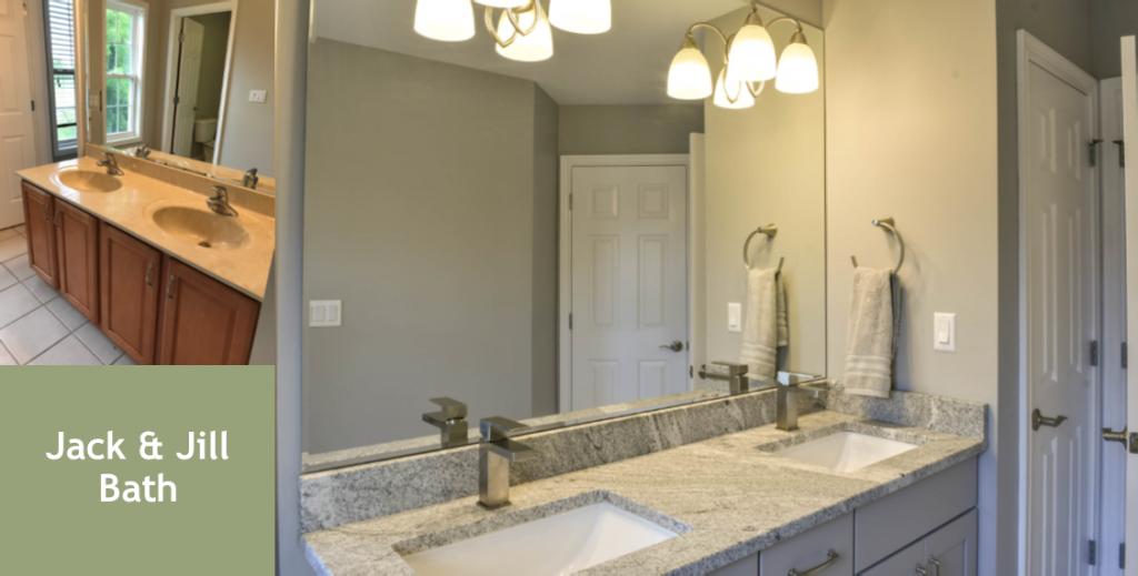 Living Spaces by Lyn, Louisville Kentucky Interior Design, Kim Falvey, Louisville Kentucky Renovation Design, Louisville Kentucky Home Staging, Master Bathroom Design