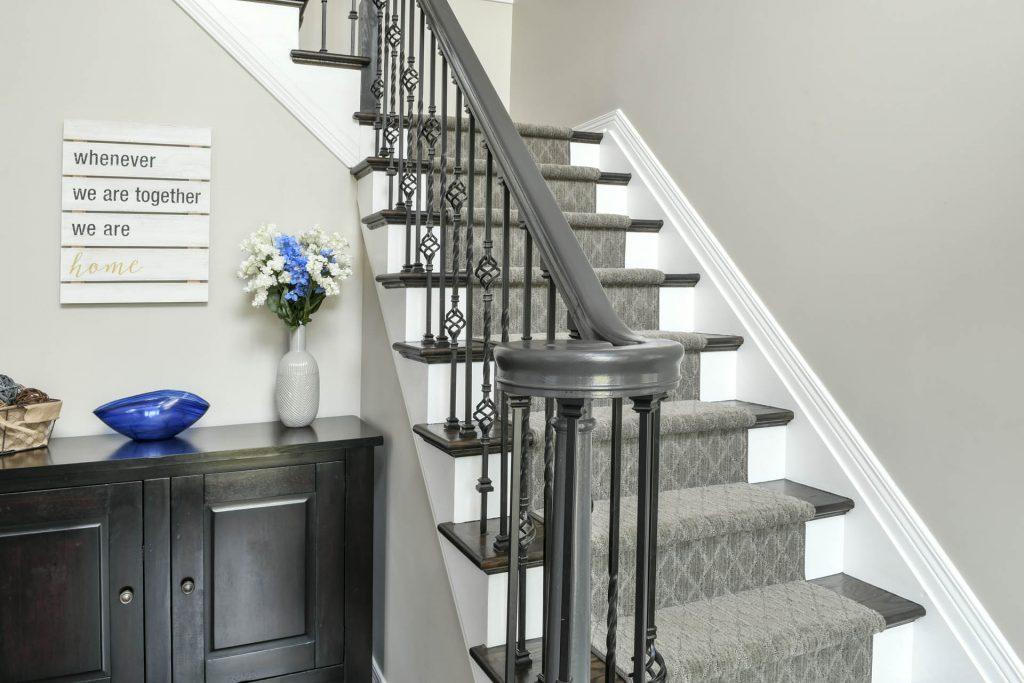 Living Spaces by Lyn, Louisville Kentucky Interior Design, Kim Falvey, Louisville Kentucky Renovation Design, Louisville Kentucky Home Staging, Foyer Design, Stairway Design